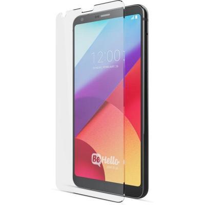 BeHello LG G6, High Impact, Glass Screen protector - Transparant