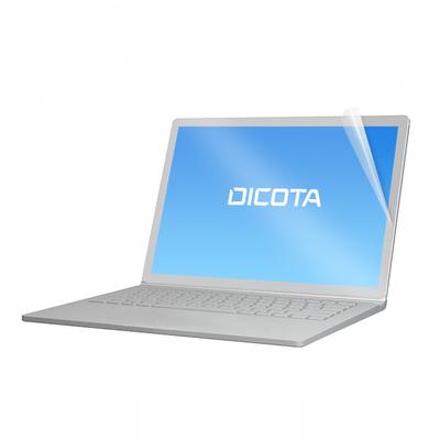 Dicota 3H, PET, 272.2 x 191.5 x 0 mm, 10 g, f/ Panasonic Toughbook CF-XZ6, Laptop accessoire - Transparant