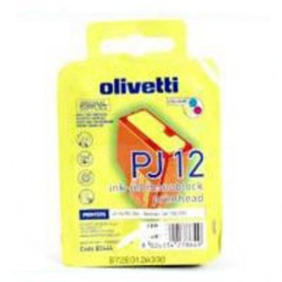 Olivetti B0444 - Ink Cartridge color Toner - Geel