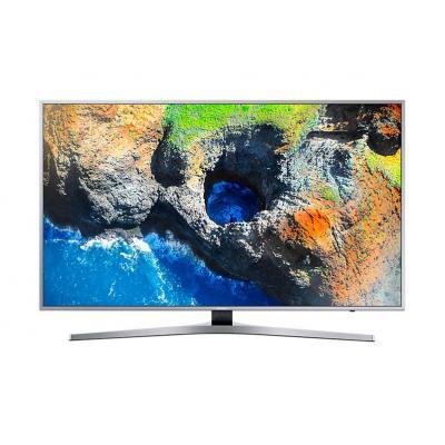 Samsung led-tv: UE49MU6409U - Zilver