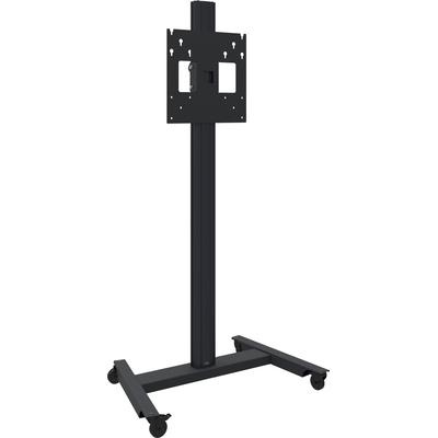 SmartMetals VESA, 400 x 400 mm, 1826mm, 21.5 kg, 30 kg, Zwart Monitorarm