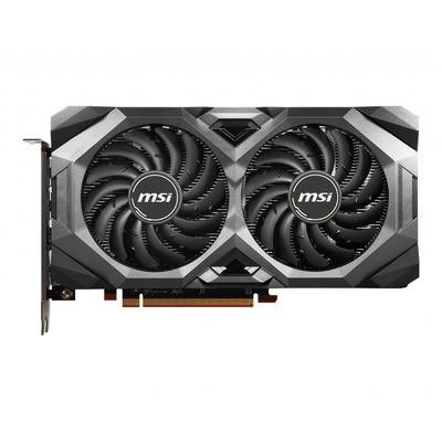 MSI 8GB GDDR6, NAVI 10 XT 2560 Cores, 7680x4320, PCI Express 4.0, 256-bit, 1670MHz (Base), DisplayPort x 3 (v1.4) / .....