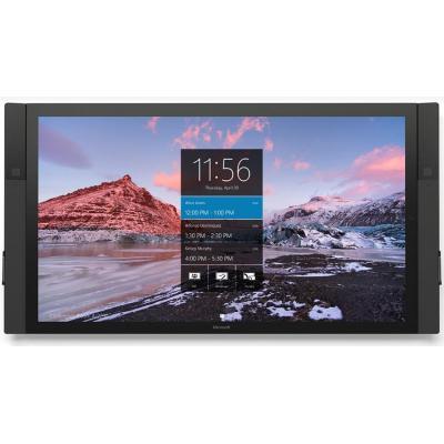 "Microsoft interactieve schoolborden & toebehoren: Surface Hub 55"" - Zwart"