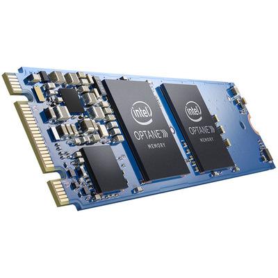Intel Optane Memory Series 16GB, M.2 80mm PCIe 3.0, 20nm, 3D Xpoint SSD - Zwart, Blauw
