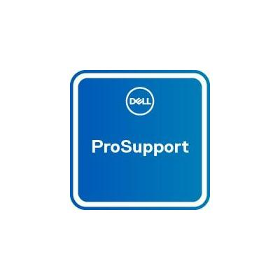 Dell garantie: 1Y Basic Onsite Service – 3Y ProSupport