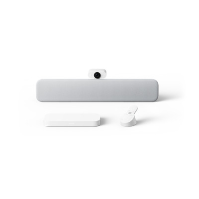 Lenovo Google Meet Series One Room Kits Videoconferentie systeem - Wit