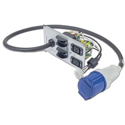 APC Symmetra LX rackmount backplate (2*C19 1*IEC 309) Power supply unit