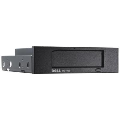 Dell tape drive: RD1000 Interne SATA Drive Bay - Kit - Zwart