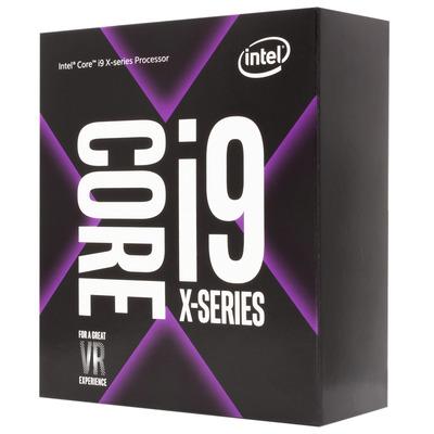 Intel processor: Core i9-7980XE