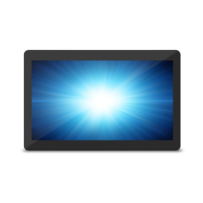 Elo Touch Solution I-Series E850003 All-in-one pc - Zwart