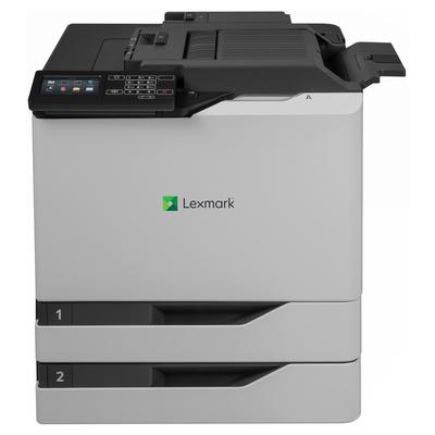 Lexmark CS820dtfe Laserprinter - Zwart, Cyaan, Magenta, Geel