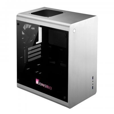 Cooltek RM3 RGB Behuizing - Zilver