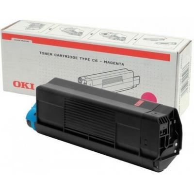 Magenta Toner Cartridge C5100/C5300