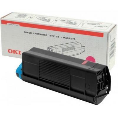 OKI cartridge: Magenta Toner Cartridge C5100/C5300