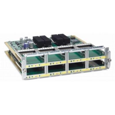 Cisco switchcompnent: Catalyst 4900M 8-port 10GbE half card with X2 interfaces - Zilver