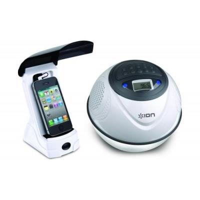 Ion audio MP3 speaker: Water Rocker Floating Speaker for iPhone