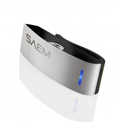 Veho accessoire : SAEM - Zwart, Zilver