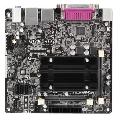 Asrock moederbord: Q1900B-ITX