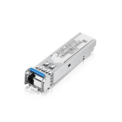 Zyxel SFP-BX1310-E Netwerk tranceiver module - Staal