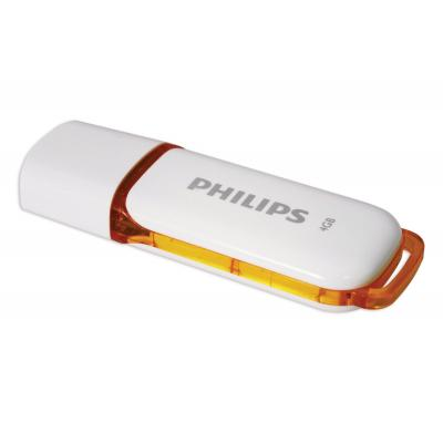 Philips FM04FD70B/10 USB flash drive - Wit