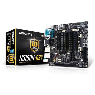 Gigabyte moederbord: GA-N3150N-D3V (rev. 1.0)