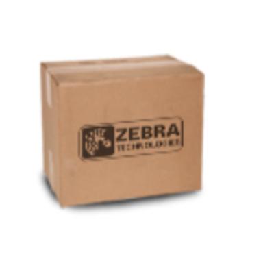 Zebra Euro 220V, IEC320C5, 5-pk Electriciteitssnoer - Zwart