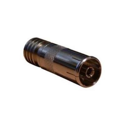 Cablecon coaxconnector: IEC crimp connector, female