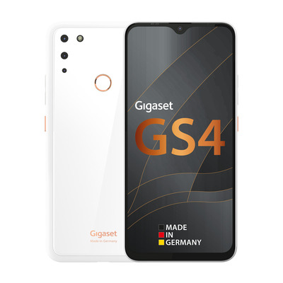 Gigaset GS4 Smartphone - Wit 64GB