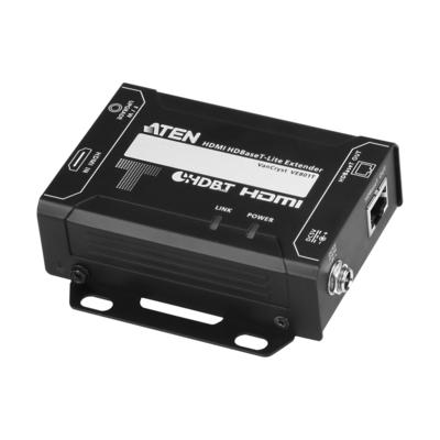Aten HDMI HDBASET-LITE TRANSMITTER (70M) AV extender - Zwart