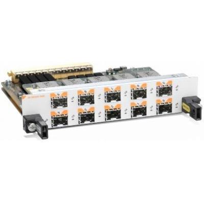Cisco netwerkkaart: 8-Port Gigabit Ethernet Shared Port Adapter - Roestvrijstaal