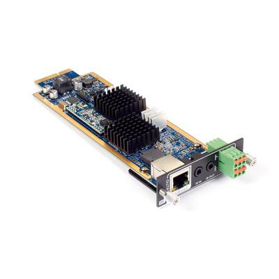 Black Box Modular Matrix Switcher Video Output Card HDBaseT 4K Audio