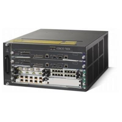 Cisco netwerkchassis: 7604