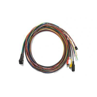 Tomtom : Video/Microphone/Audio/Power/CAN, Hub - Multi kleuren