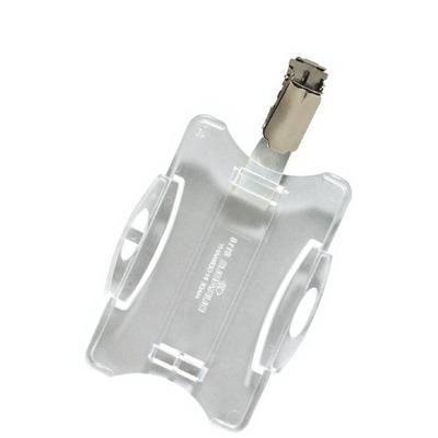 Durable 8118-19 Badge - Transparant