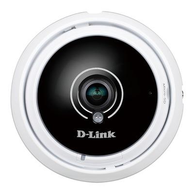 D-Link DCS-4622 Beveiligingscamera - Zwart, Wit