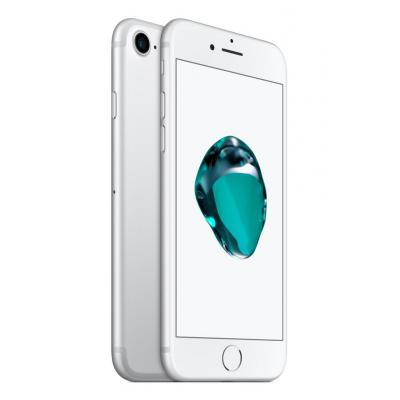 Apple smartphone: iPhone 7 32GB Silver - Zilver (Refurbished LG)