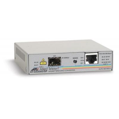 Allied telesis media converter: AT-GS2002/SP