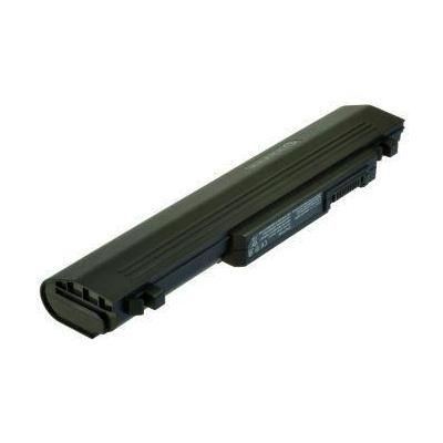 2-power batterij: Main Battery Pack, Li-Ion, 11.1V, 5200mAh, 58Wh, 307g, Black - Zwart