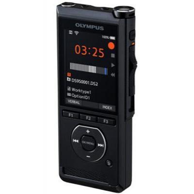 Olympus DS-9500 Voice recorder - Zwart