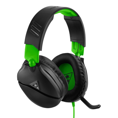 Turtle Beach , Ear Force Recon 70X Gaming Headset (Zwart) Xbox One / Xbox One X Koptelefoon