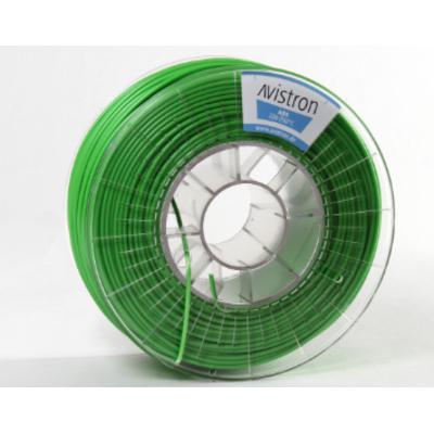 Avistron 3D printing material: AV-ABS285-LG - Groen