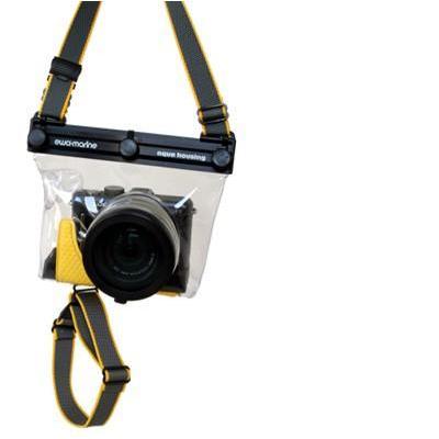Ewa-marine camera accessoire: Underwater camera housing for MFT / Micro-Four-Thirds and other socalled mirrorless SLR .....