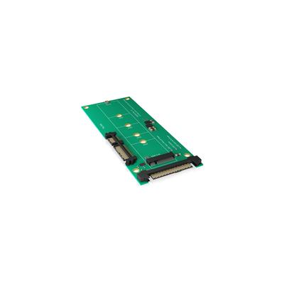 ICY BOX IB-M2B01 Interfaceadapter - Groen