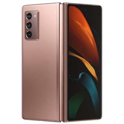 Samsung Galaxy Z Fold2 5G 256GB Smartphone - Brons