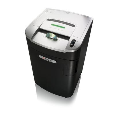 Rexel Mercury RLM11 Papierversnipperaar - Zwart, Zilver