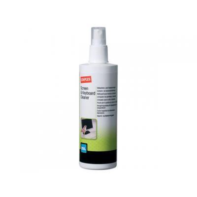 Staples schoonmaakmiddel: Reiniger SPLS 5611716 scherm+key/fl250ml