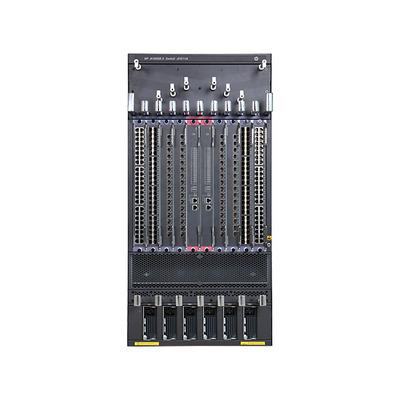 Hewlett packard enterprise netwerkchassis: 10508-V - Zwart