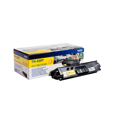 Brother TN-329Y toner