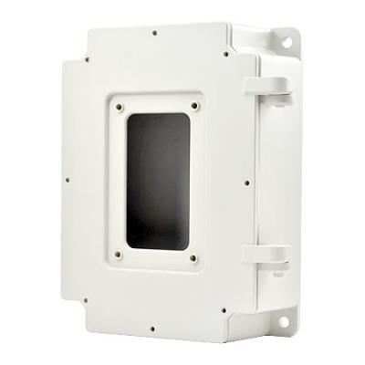 Acti beveiligingscamera bevestiging & behuizing: Junction Box for PTZ and Dome Cameras - Wit