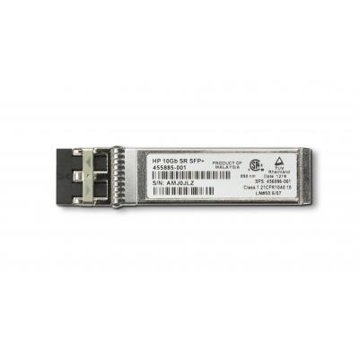 Hp netwerk tranceiver module: Intel 10GbE SFP+ SR-tranceiver (Demo model)